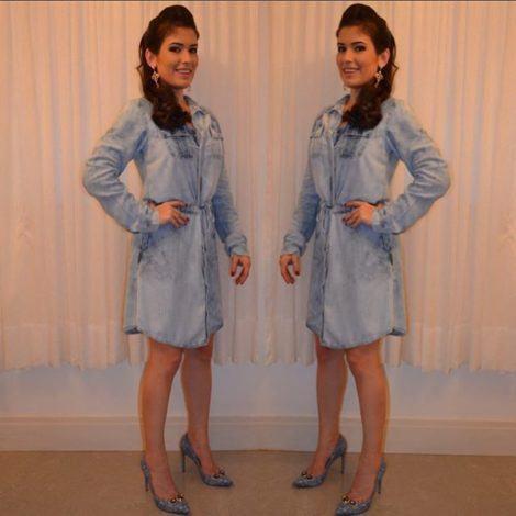 moda inverno chemise jeans 470x470 - CHEMISE JEANS a peça do verão para mulheres modernas