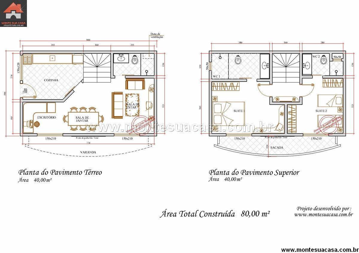 Desenhar Planta Baixa Encontre Plantas De Casas 3 Quartos 100 M 178 So Detalhe