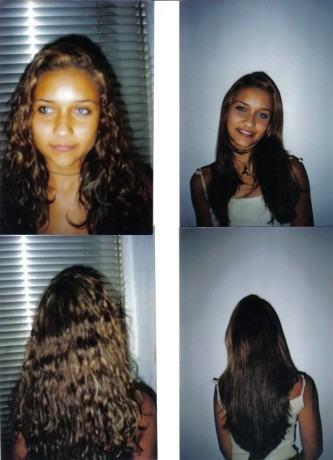 como fazer amaciamento para cabelos crespos
