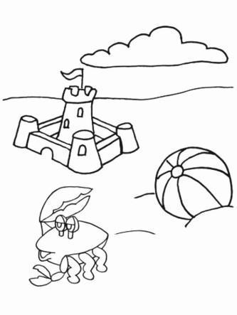 desenhos do verão