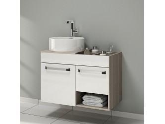 modelos de gabinete de banheiro pequeno