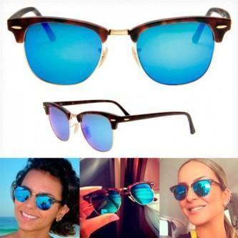 dicas de óculos de sol espelhado ray-ban