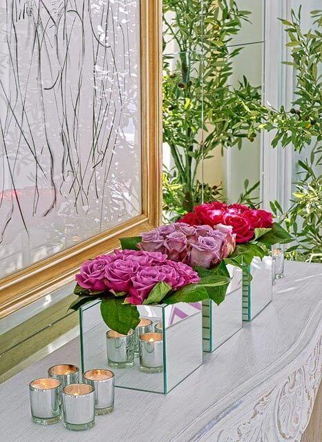 imagem 10 - VASOS DE FLORES decorativos para ambientes mais alegres