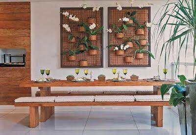 imagem 2 - VASOS DE FLORES decorativos para ambientes mais alegres
