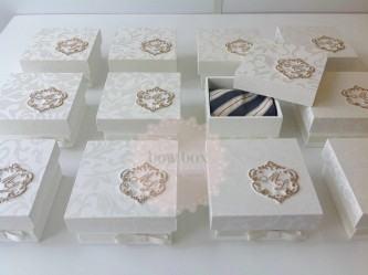lembrancinhas de casamento caixinhas padrinhos
