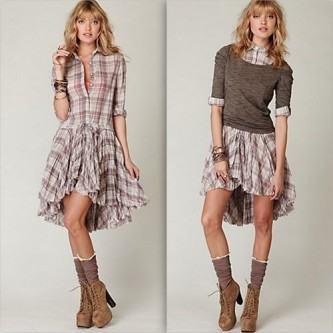 vestidos femininos da moda atual