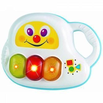 brinquedos musicais para bebê