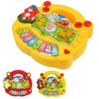dicas de brinquedos musicais para bebê