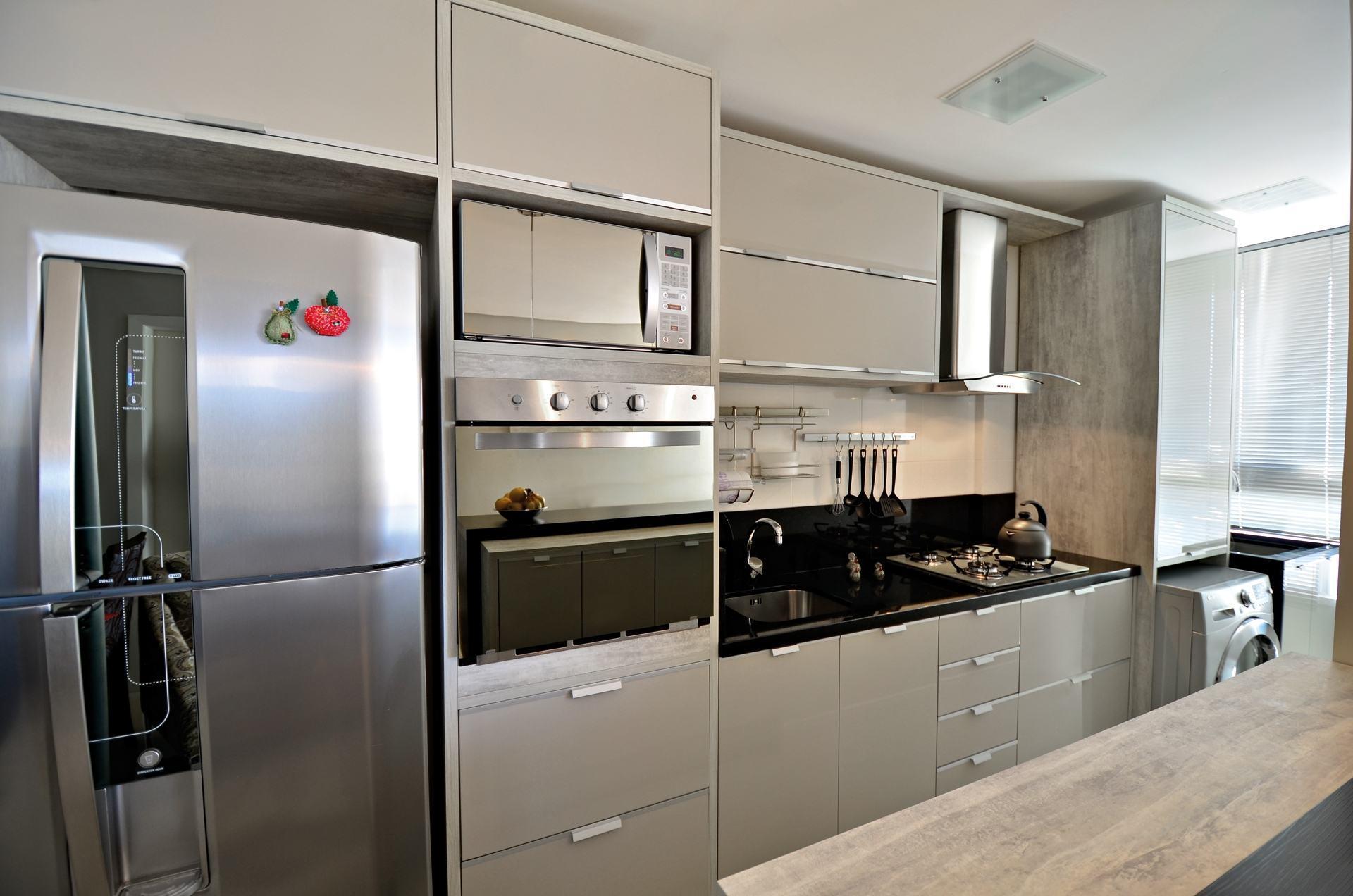 Criare cozinhas planejadas confira modelos modernos s for Modelos de zapateros modernos