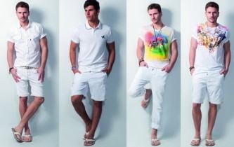 fotos de roupas masculinas para ano novo