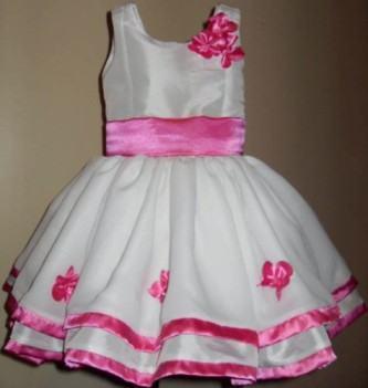 fotos de vestidos para aniversario infantil