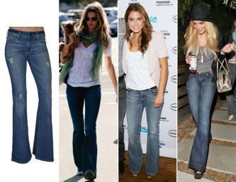 linda calça jeans para baixinhas