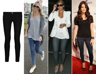 looks com calça jeans para baixinhas