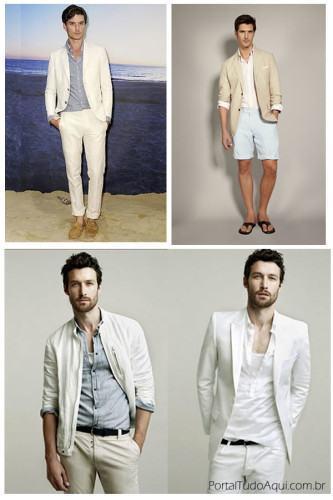 roupas masculinas para ano novo da moda