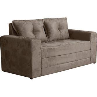 tipos de sofá cama de suede