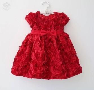 vestidos para aniversário de bebe