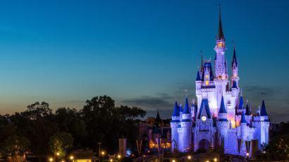 quantos dólares preciso para entrar nos Estados Unidos Disney