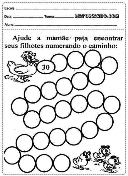 atividades de matemática 2 ano para crianças