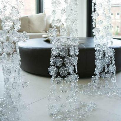 cortinas decorativas para quarto reciclável