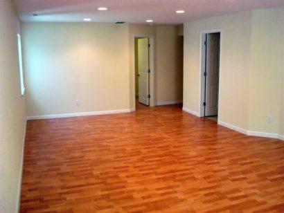 pisos laminados de madeira quadrados