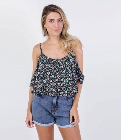 blusas femininas sem manga ciganinha 410x475 - Blusas femininas sem MANGA moda verão