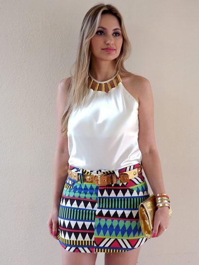 blusas femininas sem manga de cetim branca com detalhes 410x547 - Blusas femininas sem MANGA moda verão