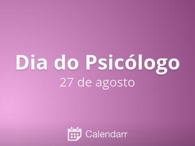 dia do psic%C3%B3logo 27 de agosto - Dia do Psicólogo, Frases cartões e mensagens para imprimir ou compartilhar
