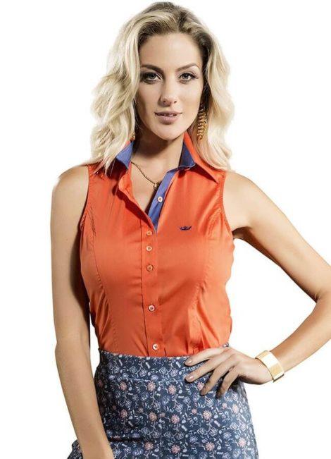 imagem 19 470x651 - Blusas femininas sem MANGA moda verão