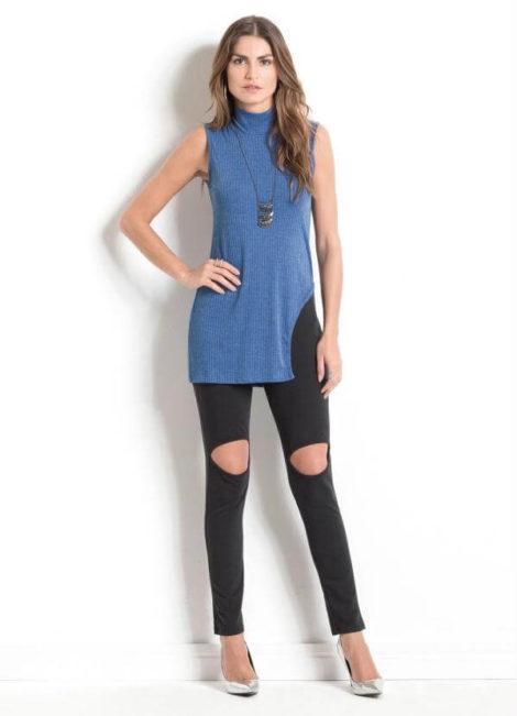 imagem 25 470x651 - Blusas femininas sem MANGA moda verão