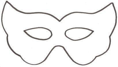 m%C3%A1scaras de carnaval para imprimir e decorar 410x232 - Máscaras de carnaval para imprimir e colorir para crianças
