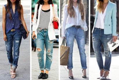 maxi cal%C3%A7as femininas boyfriend rasgada 410x276 - Lindas Maxi calças femininas pra você ficar na moda