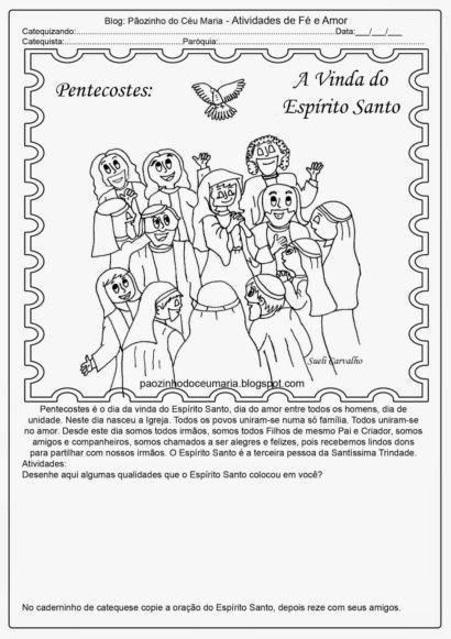 desenhe-pentecostes