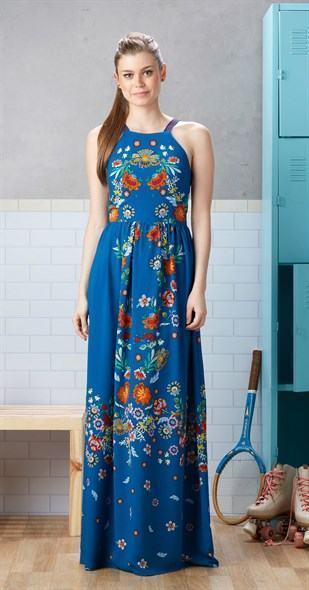 imagem 4 - VESTIDOS MEXICANOS CURTOS, LONGOS moda primavera verão