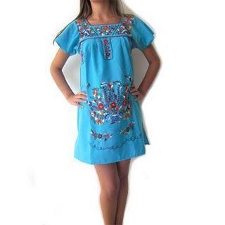 imagem 6 1 - VESTIDOS MEXICANOS CURTOS, LONGOS moda primavera verão