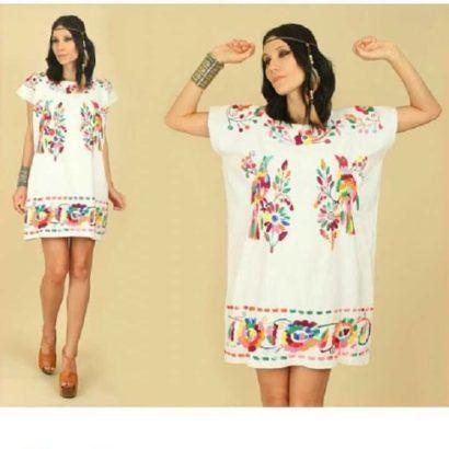imagem 9 1 410x410 - VESTIDOS MEXICANOS CURTOS, LONGOS moda primavera verão