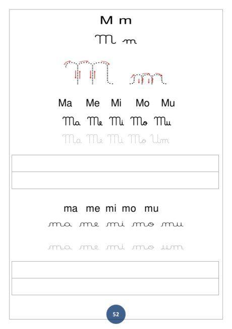 ma me mi mo mu 460x651 - Atividades com Ma Me Mi Mo Mu sílabas para alfabetização