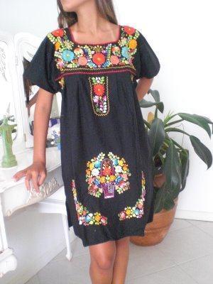 vestido mexicano - VESTIDOS MEXICANOS CURTOS, LONGOS moda primavera verão