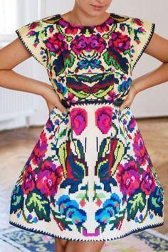 vestidos mexicanos curtos - VESTIDOS MEXICANOS CURTOS, LONGOS moda primavera verão