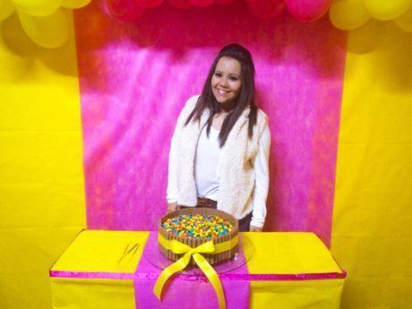 bolo para festa de 16 anos 460x345 - FESTA DE 16 ANOS fotos decorações locais e muito mais