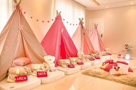 cabanas festa do pijama infantil 460x305 - FESTA DO PIJAMA INFANTIL veja como organizar uma para seu filho