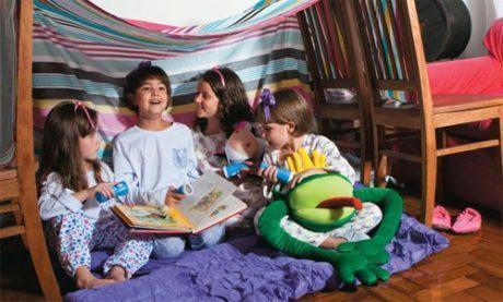 imagem 5 2 460x277 - FESTA DO PIJAMA INFANTIL veja como organizar uma para seu filho