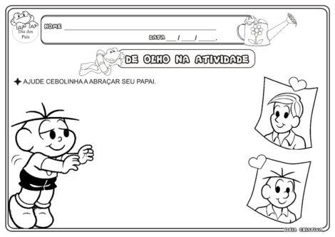 atividades para dia dos pais 14 470x332 - ATIVIDADES escolares PARA DIA DOS PAIS em desenhos bem legais