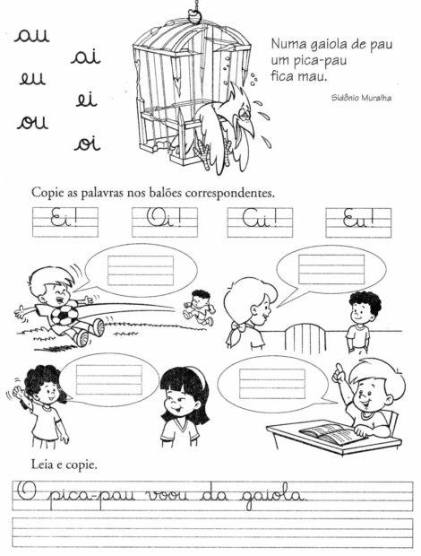 atividades de caligrafia para imprimir 5 1 470x620 - Atividades de CALIGRAFIA para Imprimir e melhorar a escrita
