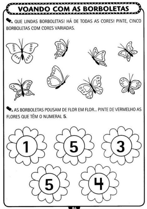 atividades para educacao infantil 4 anos 5 470x667 - Atividades para Educação INFANTIL 4 ANOS para desenvolvimento