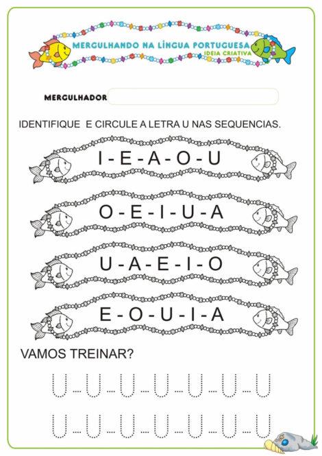 atividades para educacao infantil 4 anos 6 470x665 - Atividades para Educação INFANTIL 4 ANOS para desenvolvimento