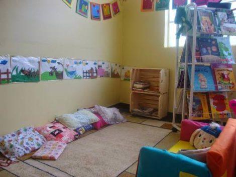 cantinho da leitura 9 470x353 - CANTINHO da leitura para crianças, na escola ou em casa, como fazer