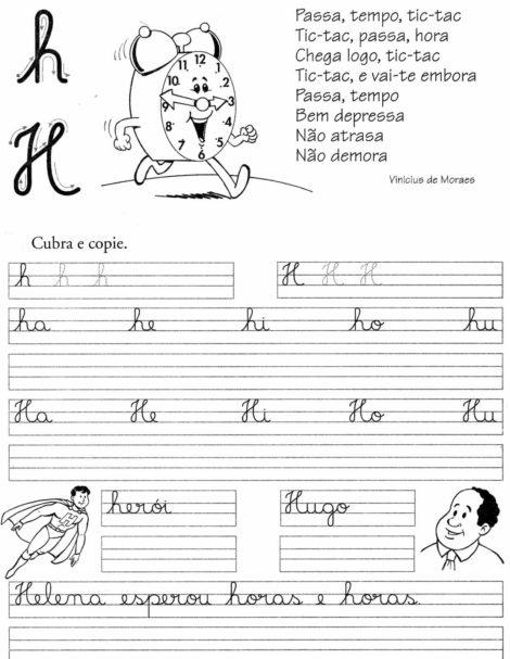 imagem 12 2 470x607 - Atividades de CALIGRAFIA para Imprimir e melhorar a escrita