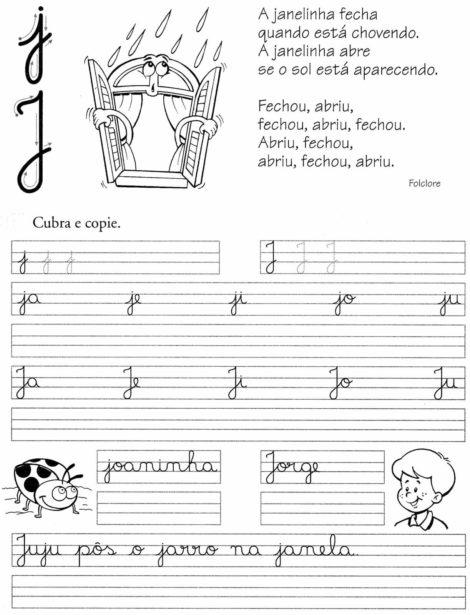 imagem 13 2 470x615 - Atividades de CALIGRAFIA para Imprimir e melhorar a escrita