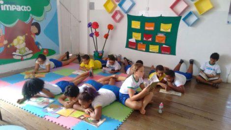 imagem 13 470x264 - CANTINHO da leitura para crianças, na escola ou em casa, como fazer