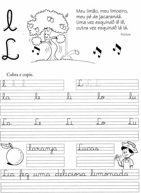 imagem 14 2 470x643 - Atividades de CALIGRAFIA para Imprimir e melhorar a escrita